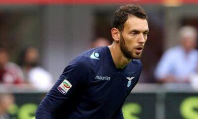 Etrit Berisha il portiere confuso della Lazio