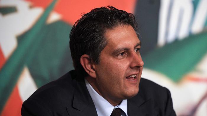 Giovanni Toti, presidente della Regione Liguria