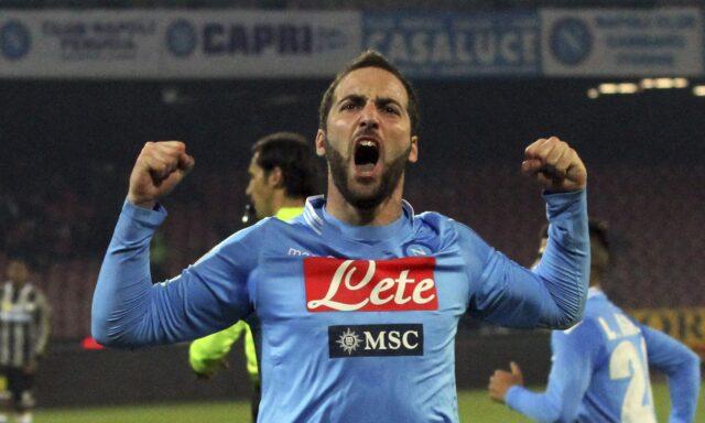 Napoli Campione d'Inverno - Gonzalo Higuain