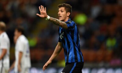 Stevan Jovetic, attaccante dell'Inter