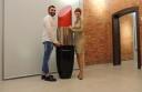 Laveri gallerista e curatore