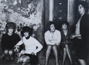 Lisetta Carmi,I travestiti, Genova, 1965-1971