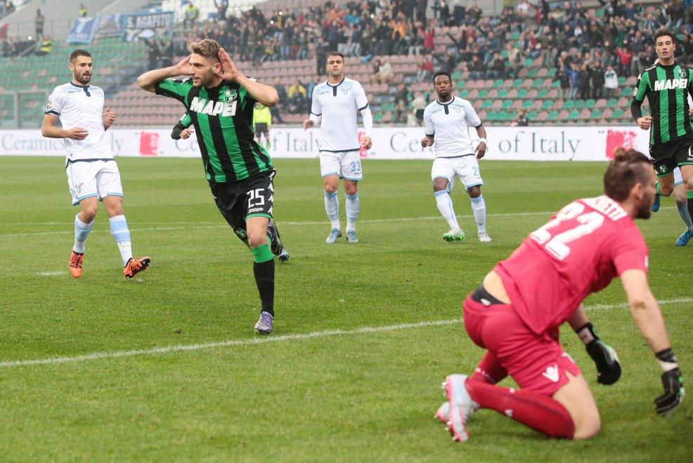 Sassuolo-Lazio 2-1