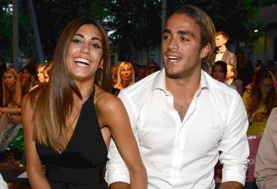 calciatori e belle donne, Alessandro Matri e Federica Nargi