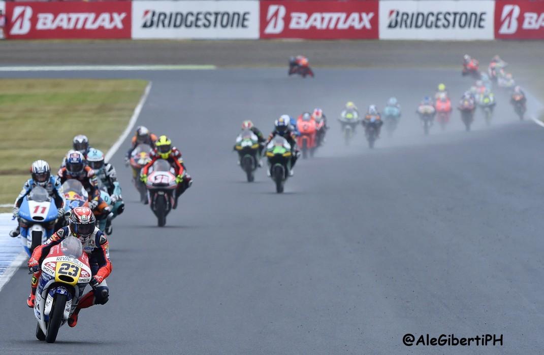 foto Moto3: Alessandro Giberti