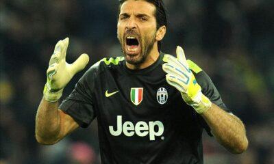 Gigi Buffon, simbolo della Juventus campione d'Italia