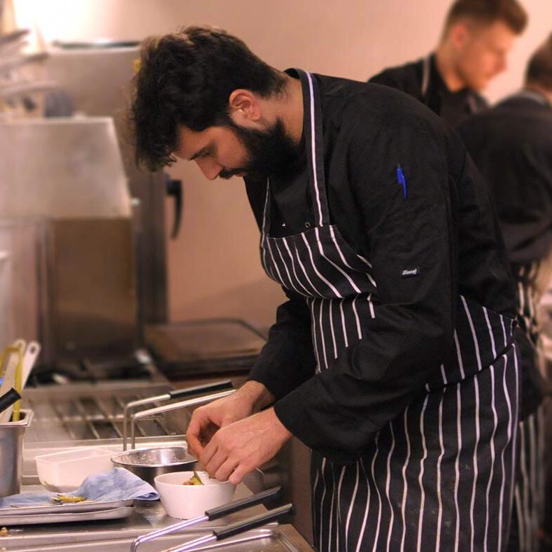 Chef Sandrino