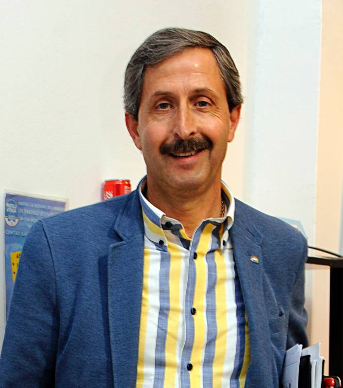 Filippo Errante, sindaco di Corsico (Mi)