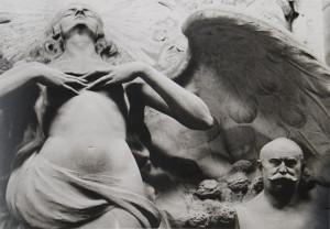 Lisetta Carmi, Cimitero di Staglieno, Genova, 1966