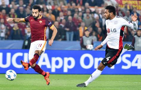 Mohamed Salah, scartato da Mourinho, fenomeno a Firenze e Roma