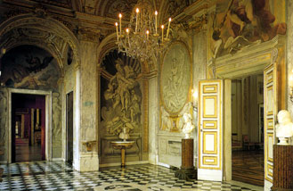 Palazzo Reale courtesy stampa