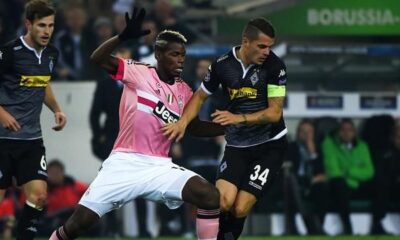 Borussia Monchengladbach-Juventus, i top e i flop