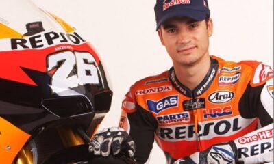 Dani Pedrosa, vincitore morale in MotoGP