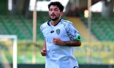 Stefano Sensi, centrocampista del Cesena