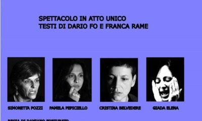 violenza sulle donne, locandina