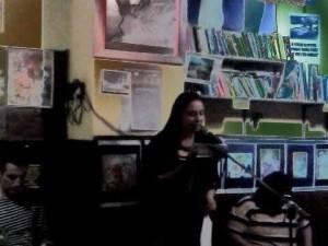 violenza sulle donne, recita Pamela Pepiciello