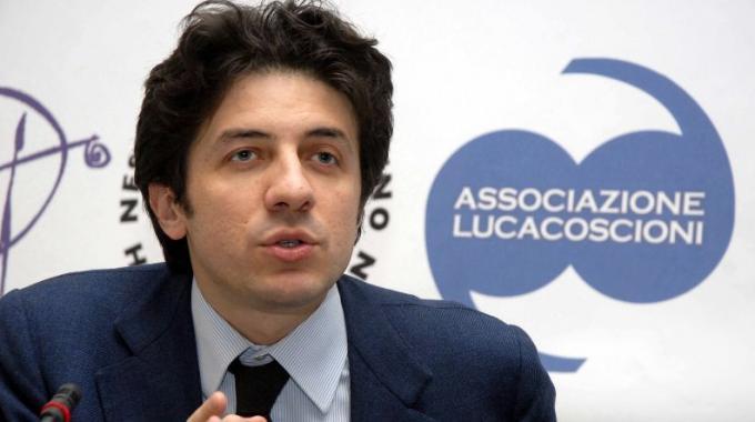 Marco Cappato, presidente del movimento Radicali Italiani