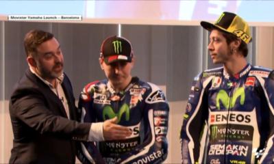 MotoGP Vale e Jorge