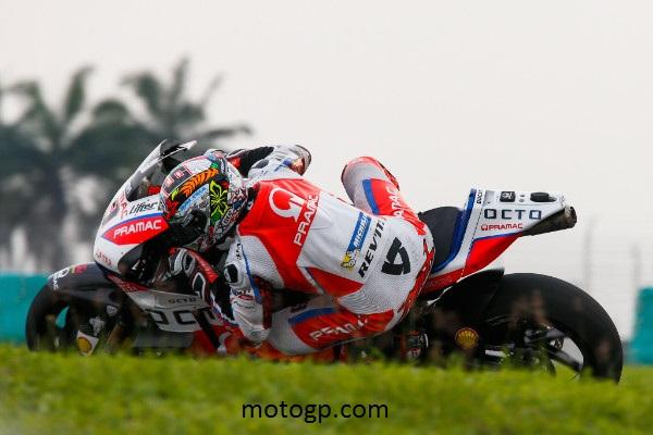 MotoGP: Petrux primo tempo nel Day2 Sepang Test