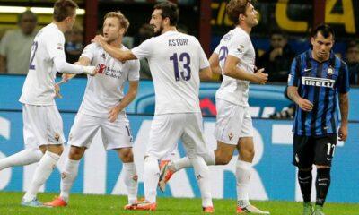 Fiorentina-Inter Serie A