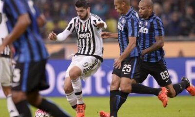 Juventus-Inter in diretta streaming radio