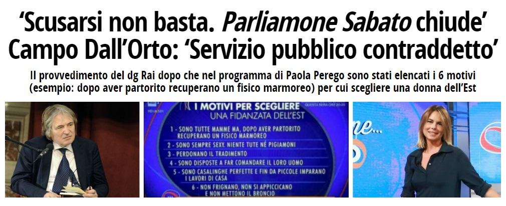 Ilfattoquotidiano Paola Perego