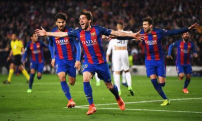 Barcellona Champions