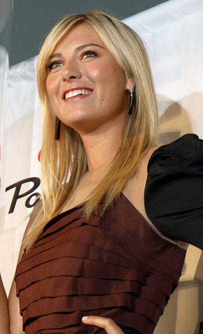 Masha Sharapova