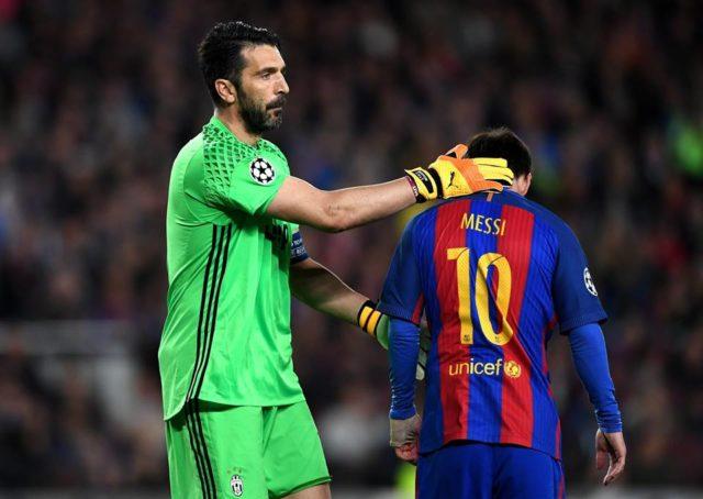 Funerale tiqui-taca: Buffon consola Messi