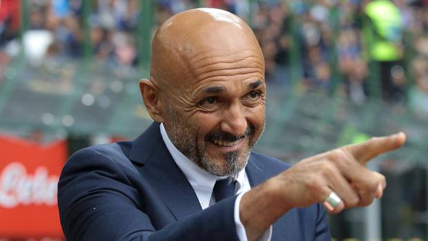 spalletti panchina