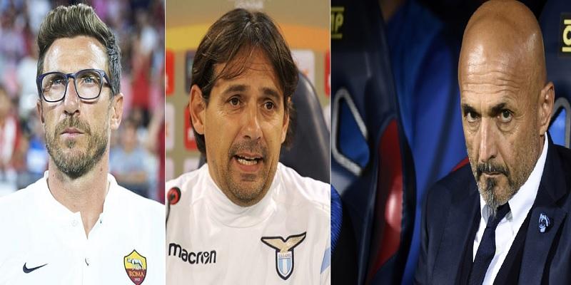 Champions Roma Lazio Inter