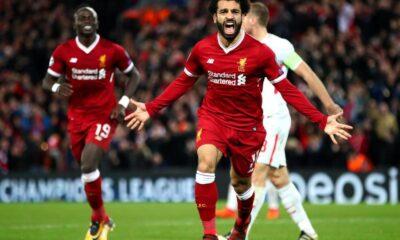 Mohamed Salah, la furia del vento