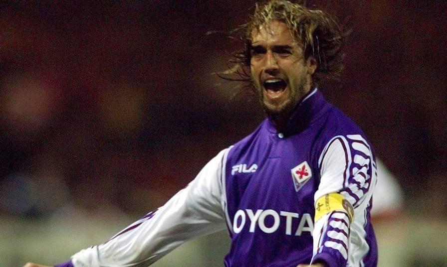 Gabriel Batistuta: tutti i record stabiliti con Fiorentina e Roma