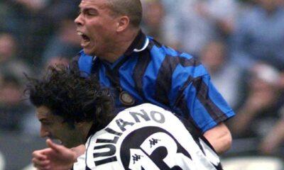 Il contatto Iuliano-Ronaldo, uno dei clamorosi errori arbitrali della storia della serie A