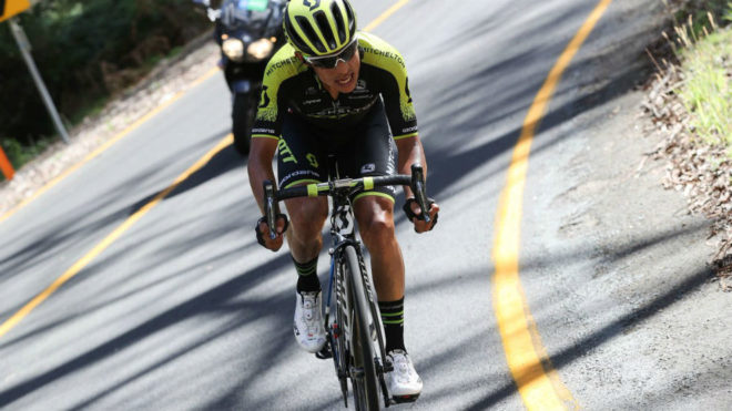Chaves Giro d'Italia 2018
