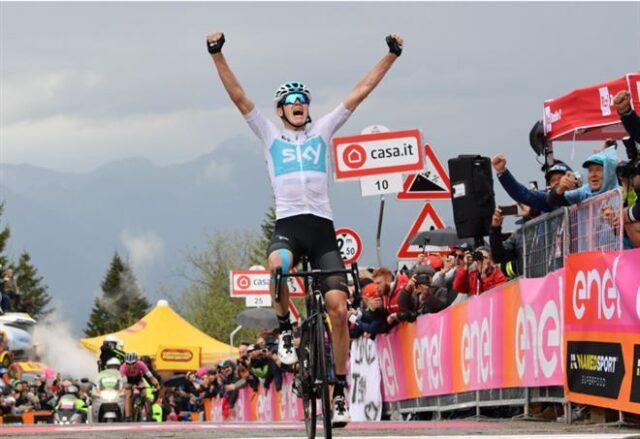 Giro d'Italia 2018: l'impresa di Froome, il crollo di Yates