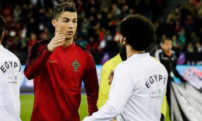 Salah contro Cristiano Ronaldo: chi è il più forte?