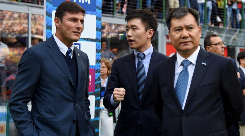 Zhang valuta la cessione dell'Inter