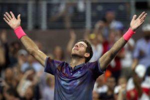 Juan Martin Del Potro, in finale Slam dopo 9 anni