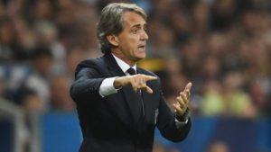 Roberto Mancini, esordio in salita