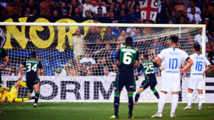 Domenico Berardi, due gol in tre partite