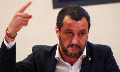 Matteo Salvini, il rivoluzionario