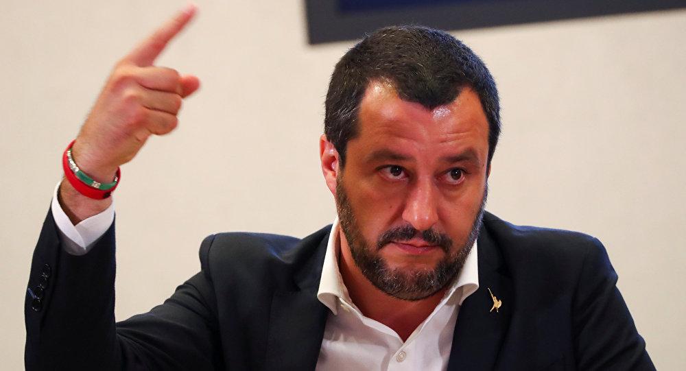 Salvini, con Di Maio parlato di manovra