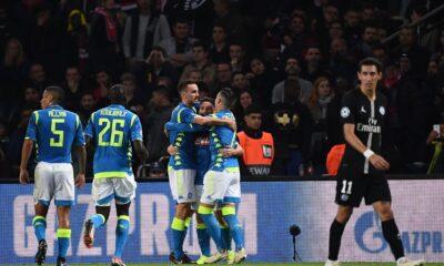 Napoli Psg Champions League