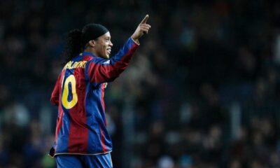 Ronaldinho al verde?