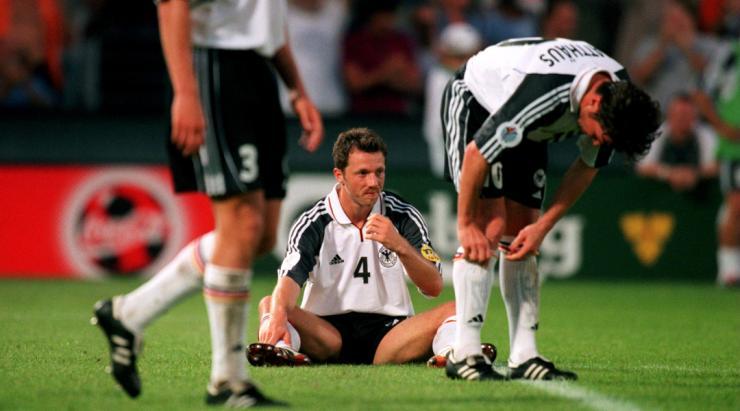 La Germania e i fantasmi del 2000