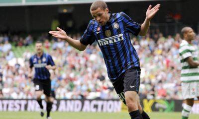 Luc Castaignos, meteora dell'Inter