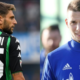 Berardi e Pjaca si sfidano in Sassuolo-Fiorentina