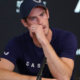 Il tennista britannico Andy Murray