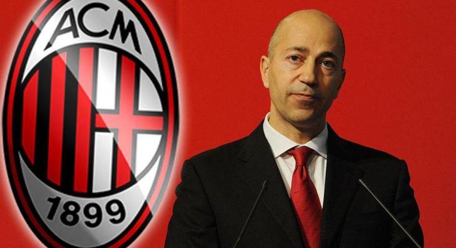 Ivan Gazidis, AD del Milan